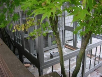Overlooking fence #1