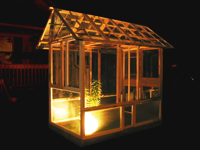 Greenhouse for Raised Beds