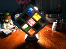 wood glass grid mosaic3