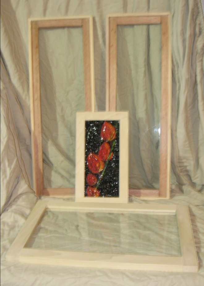 Mosaic Frames Neoteric Wood Art