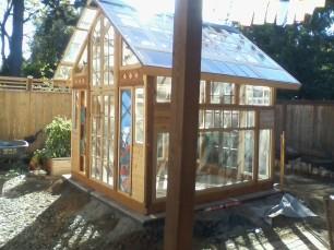 The Wylie Studio Art Studio and Greenhouse